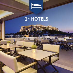 3* Hotels in Athens