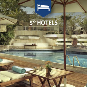 5* Hotels in Athens