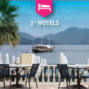 3* Hotels in Marmaris
