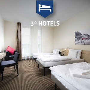 3* Hotels in Budapest